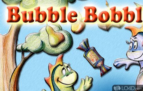 Bubble Bobble Quest Screenshot