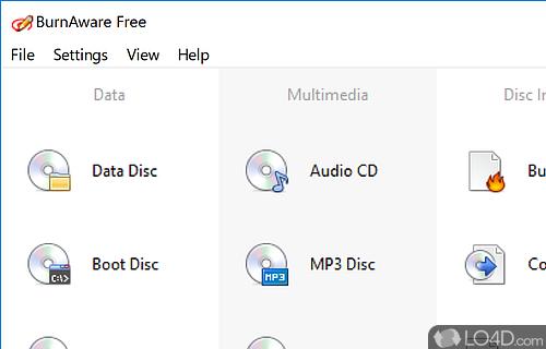 Burnaware free 64 bit