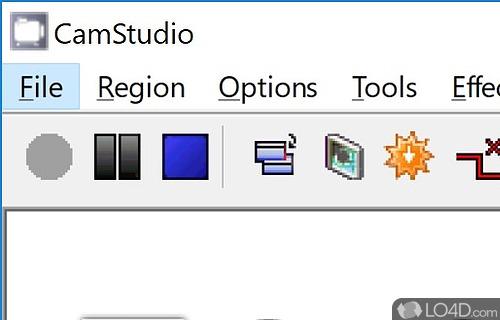 CamStudio Screenshot