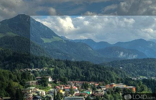 CinemaDrape Screenshot