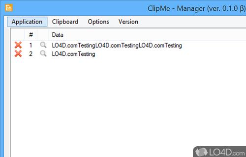 ClipMe Screenshot