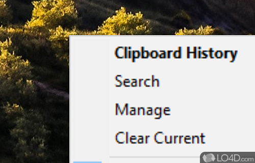 ClipX Screenshot