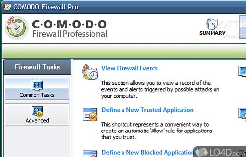 Firewall comodo download.