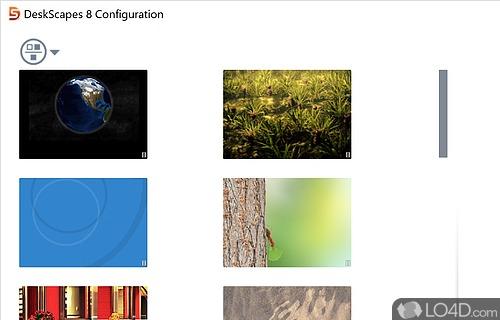DeskScapes Screenshot