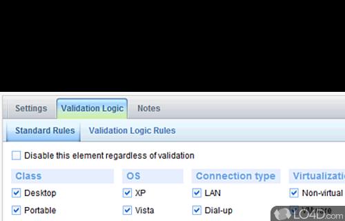 Desktop Authority Express Screenshot