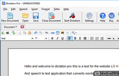 Dictation Pro Screenshot