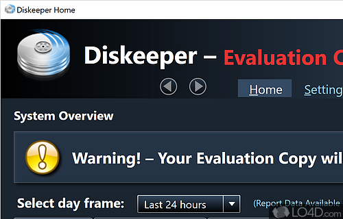 Diskeeper full download.