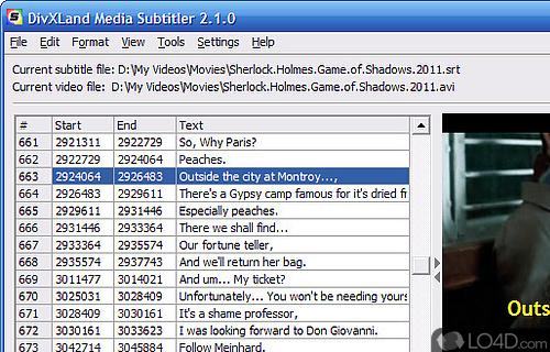 freeware subtitling software