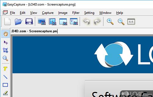 EasyCapture Screenshot