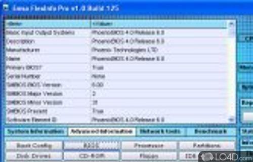 Emsa FlexInfo Pro Screenshot