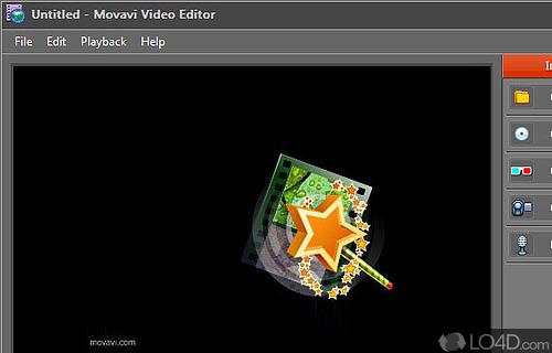 EnhanceMovie Screenshot