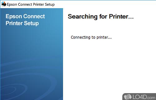 Epson connect printer setup скачать