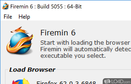 Firemin Screenshot