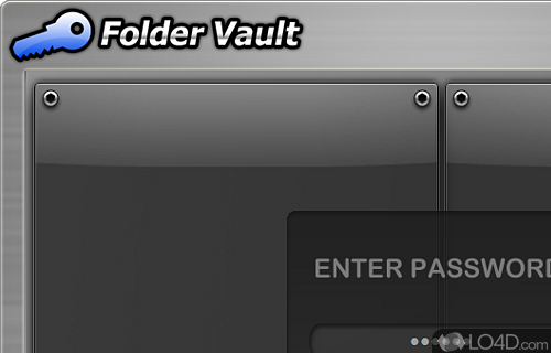 Folder Vault Screenshot