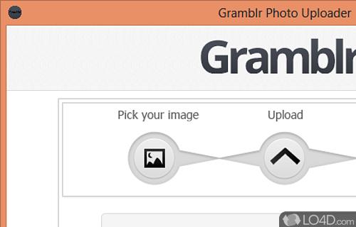 Gramblr Screenshot