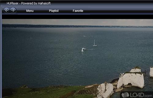 Haihaisoft HUPlayer Screenshot