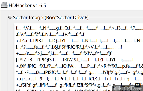 HDHACKER Screenshot