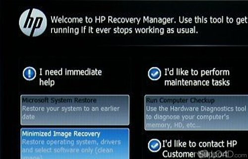 Solved: reset hp pavilion dv6 to factory default hp support.