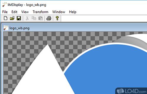 ImageMagick Screenshot