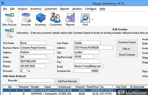 Download imagic inventory free.