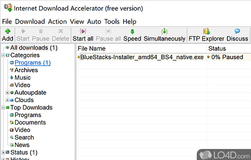 Download accelerator manager alternatives and similar software.
