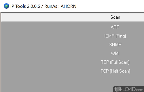IpTools Screenshot