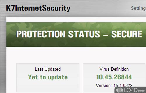 k7 antivirus free download trial version