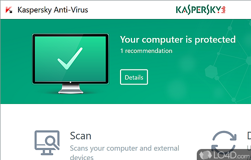kaspersky antivirus for windows xp sp2
