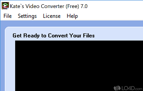Kates Video Converter Screenshot