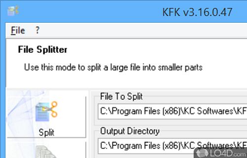 KFK Screenshot