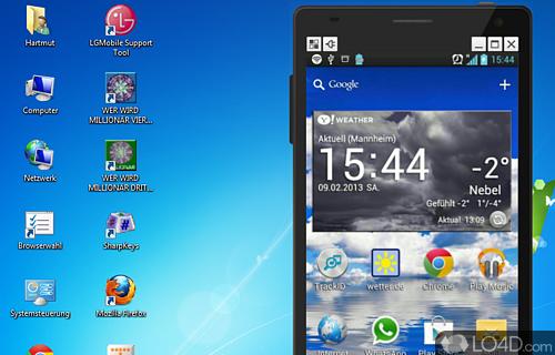 Lg phone emulator | Test with the Microsoft Emulator for