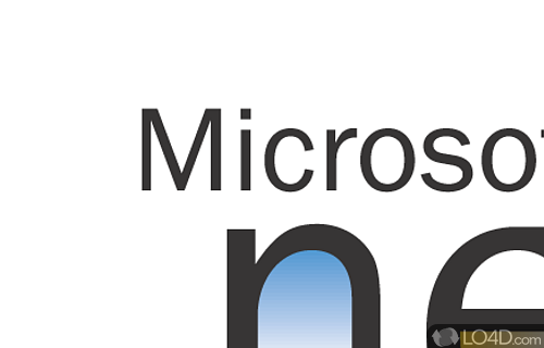 Microsoft NET Framework Client Profile Screenshot