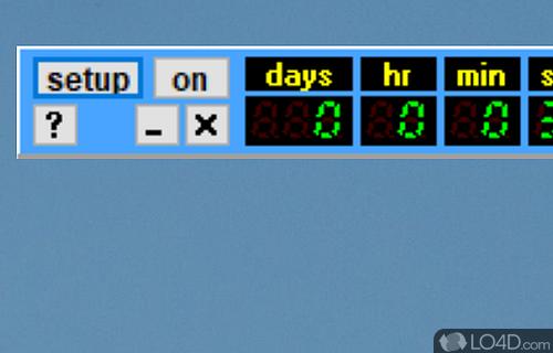 Mousotron Screenshot