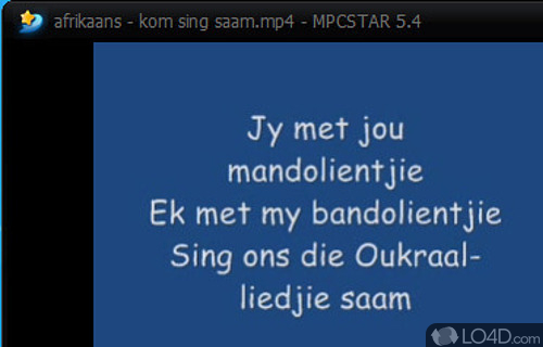 Download mpcstar 6. 2.