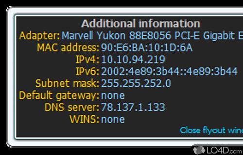 Network Monitor II Screenshot