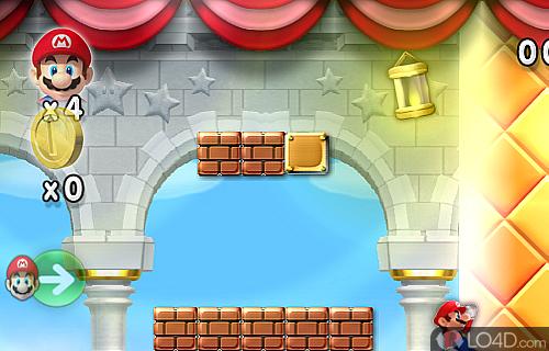 New Super Mario Forever 2012 Screenshot