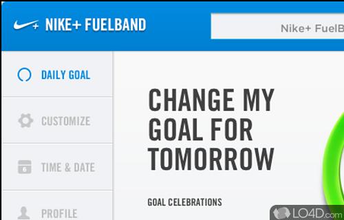 Nike Connect Screenshot