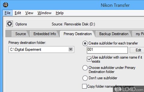 Nikon transfer software for windows xp