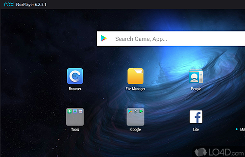 Nox App Player Screenshot