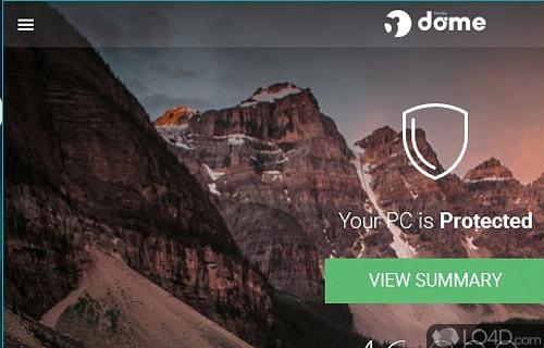 Panda Internet Security Screenshot