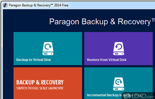 Get paragon backup and recovery 10 free cnet.