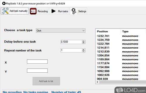 PlayStatic Screenshot