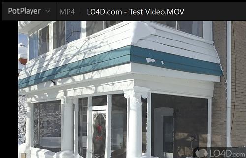 PotPlayer Screenshot