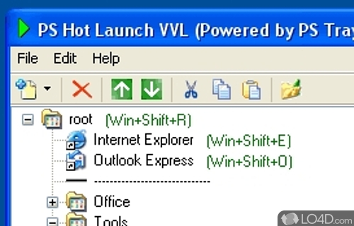 PS Hot Launch VVL Screenshot