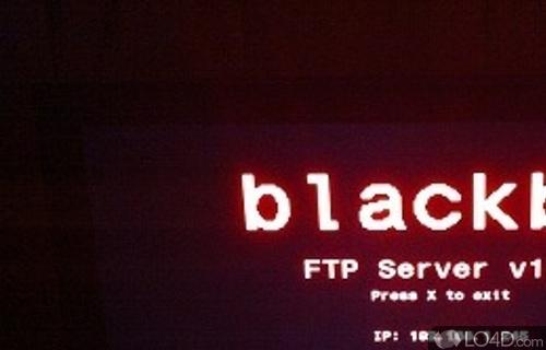 ftp server ps3 4.50