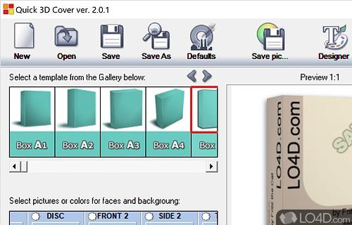 Quick 3D Cover Screenshot