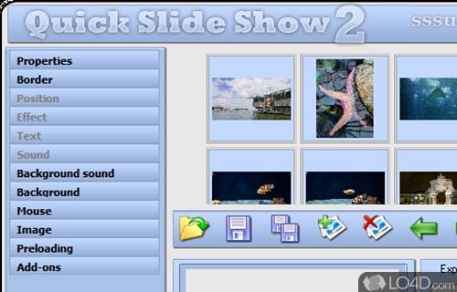Quick Slide Show Screenshot