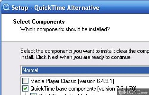 ALTERNATIVE 3.2.2 QUICKTIME TÉLÉCHARGER