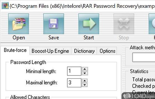 rar password recovery 1.1 rc17 registration code
