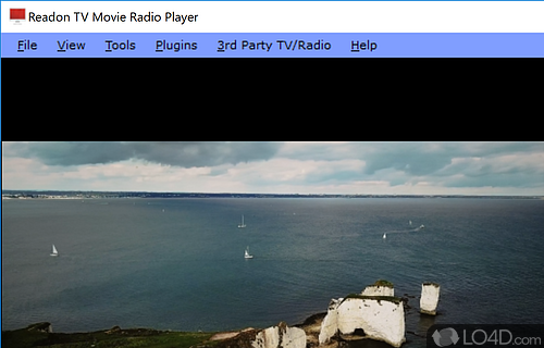Readon TV Movie Radio Player Screenshot